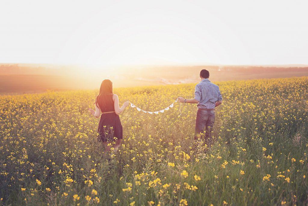 9 romantische Plätze für das erste Date