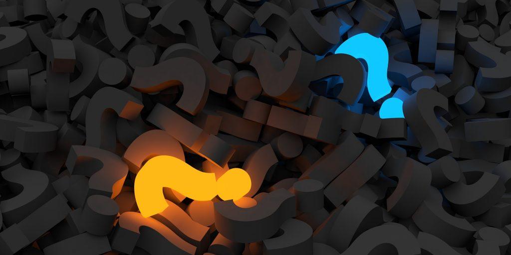 10 schlechte Fragen für die erste Unterhaltung auf einer Partnerbörse